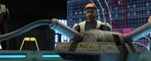 Тактический дроид голова