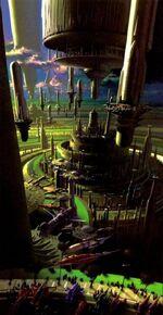 Green Coruscant