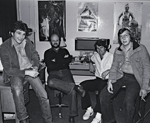 Paul Hirsch and assistents