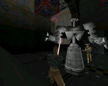 Mara vs loader droid MotS