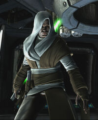 Star Wars Force Unleashed Jedi Robes 01