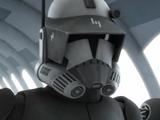 Неизвестный клон-офицер (охрана Камино)