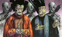 Ганрей и его стражи
