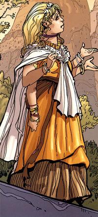 Codru-Ji clan leader