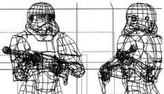 Stormtroopers model RA