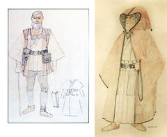 Kenobi sketches Mollo
