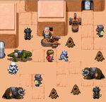 Yoda stories desert