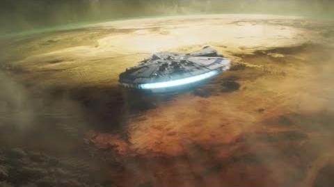 «Хан Соло Звёздные Войны. Истории» – официальный трейлер