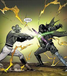 Kirak vs Vader