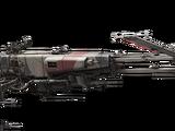 Свуп-байк Эррогантус-Икс «Небесный клинок-221»