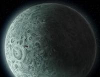 Мёртвая луна Антара
