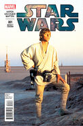 Star Wars Marvel 2015 Movie Variant