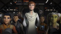 Mon Mothma Rebels