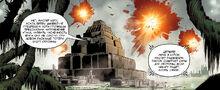 Ryo Fortress battle DotJ11