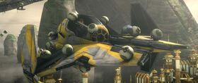 Anakin starfighter end