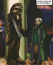 Yarua and Palpatine