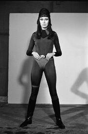 Christine Hewett as Shada Dukal