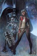 Star Wars Darth Vader 3 Cover