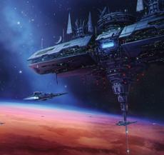 Golan I Space Defence Platform FC
