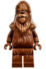 LEGO Wookiee