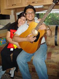Dario Carrasco family