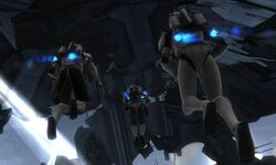 Jet troopers on Alzoc