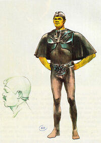 Lando Calrissian early development