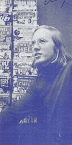 Roy Thomas in 1973