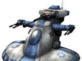 Бронированный штурмовой танк/Канон