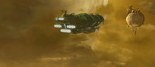 Верхнии слои атмосферы Руусана 2