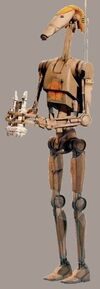 B1 command battle droid