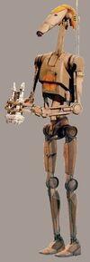 B1 command battle droid