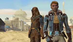 Bowdaar na Tatooine