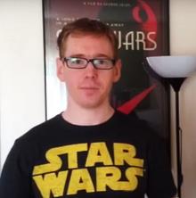 Michael Kogge Star Wars 2016