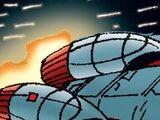 Ударный корабль типа «Захватчик»