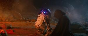 Force Vision of Jedi Massacre TFA