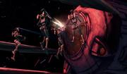 Ракетные дроиды в действии