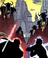 Iron Citadel Duel