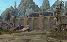 Vur Tepe Ruins