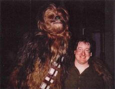 Dave and Chewie nov 1994