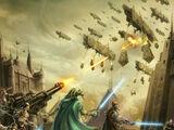 Битва за Корусант (Великая гиперпространственная война)