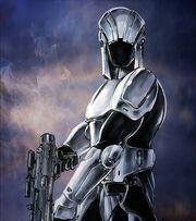 Sith trooper concept art