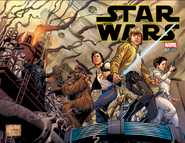 Star Wars 1 Variant Cover