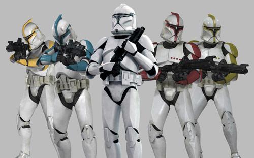 клон фото из звёздных войн