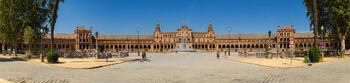 Sevilla Plaza de Espana 01