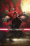Darth Maul 5 Andrews textless