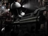 Неизвестный солдат-клон 3 (луна Вассека)