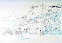 Juggernaut Hoth concept