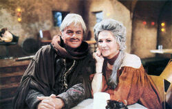 Harvey Korman Bea Arthur Starlog19