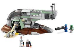 Slave 1 в LEGO